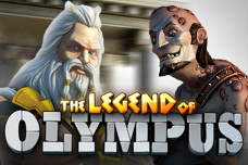 The_legend_of_olympus